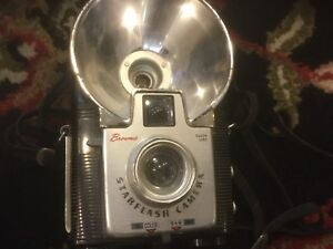 Vintage brownie camera collection