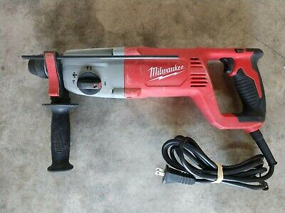 Milwaukee 1 Sds-plus Rotary Hammer Model 5262-21