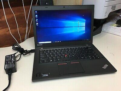 Lenovo ThinkPad T450s Intel i5-5300U 2.3ghz 14
