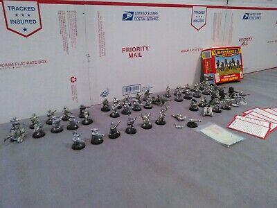 Warhammer 40k Imperial Guard Cadian Army Lot oop Veterans