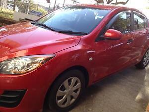 Mazda 3 sedan Woolloongabba Brisbane South West Preview