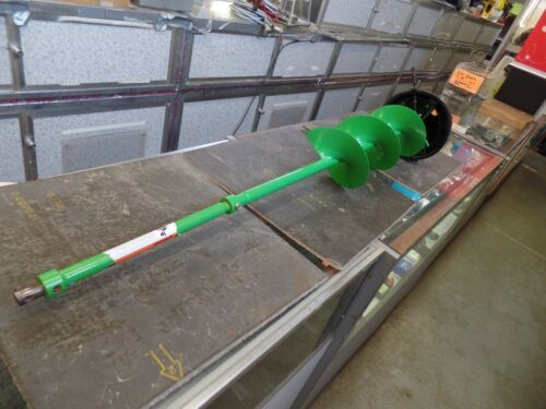 ION 8-Inch Ice Auger Bit w/ Extension READ!!