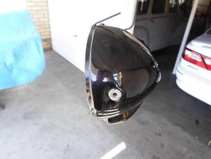 vintage motor cycle light
