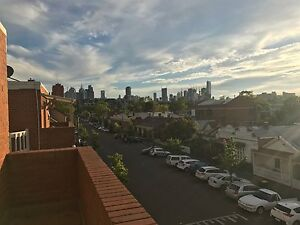 Penthouse Room w Ensuite in Carlton / Fitzroy Townhouse w 2 girls Carlton Melbourne City Preview