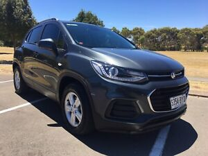 2017 Holden Trax LS Lyndoch Barossa Area Preview
