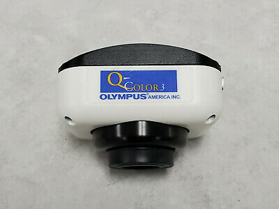 Olympus Q Camera 3 - Microscope digital camera imaging system Olympus Image Systems