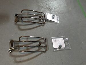 2 racks a bagages aile arriereharley softail, fatboy et heritage