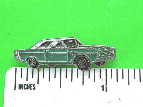 1968  68 DODGE  DART  GTS  car - hat pin , lapel pin , tie tac  GIFT BOXED