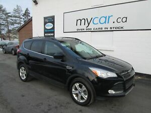 2016 Ford Escape SE POWER SEAT, HEATED SEATS, BIG SCREEN, BAC...