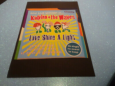 toller fanartikel von katrina+the waves
