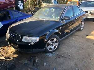 WRECKING 2003 AUDI A4 FOR PARTS Willawong Brisbane South West Preview
