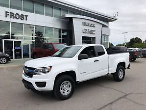 2017 Chevrolet Colorado Extended 4x2 WT