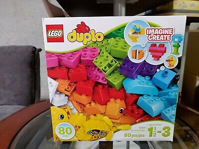 Duplo Lego Sets For Girl Boy 2 3 Year Old Gift Birthday Ideas Best Building