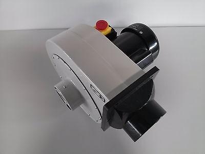 Radialgebläse Radiallüfter Radialventilator Lüfter Fan Abgasmotor m Rundauslass