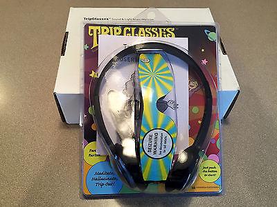 *NEW* Cornfield Electronics Trip Glasses Sound & Light Brain Machine. Very Rare!