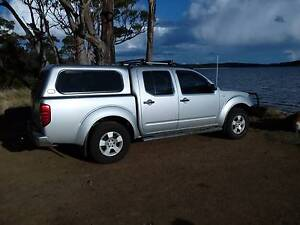 2007 Nissan Navara Ute Rokeby Clarence Area Preview