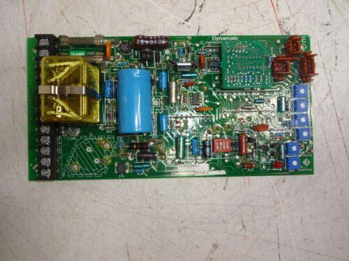 Eaton Dynamatic 15-530-6 4050 Control Printed Circuit Board