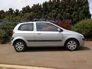 2009 Hyundai Getz Hatchback Burnie Burnie Area Preview