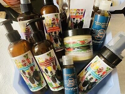 NC CHEBE Mega Hair Growth Kit,Chebe LOC Collection Chebe Xmas Bundle. SALES!!!!