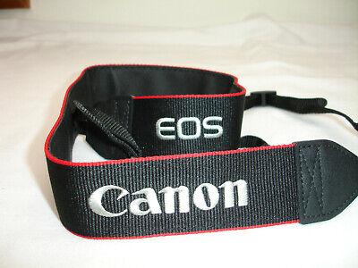 CANON EOS CAMERA NECK STRAP for Rebel T5i T3i 70D T4i 7D 80D 7D 5D Mark III