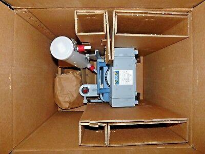Vacuubrand Md 4c Ak Chemistry Diaphragm Membrane Vacuum Pump New In Box
