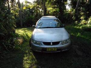 Holden Commodore VX Wagon 2002 Paddington Brisbane North West Preview