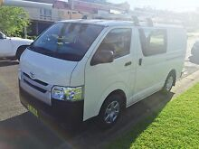 2015 Toyota Hiace Van/Minivan Seven Hills Blacktown Area Preview
