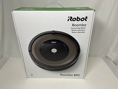 iRobot Roomba 890 Wi-Fi Robotic Vacuum New