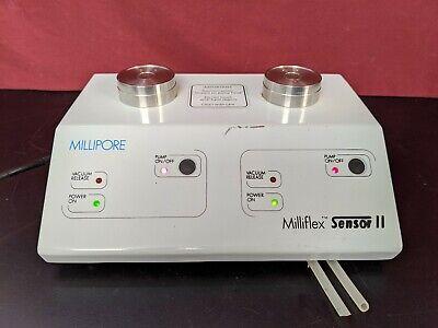 Millipore Milliflex Sensor Ii Pump Mxps20015  Tested 30 Day Guarantee