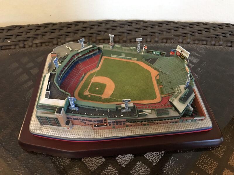 DANBURY MINT New Fenway Park Boston Red Sox Replica Stadium