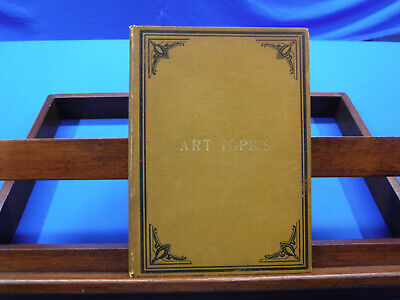 History of Sculpture, Painting, and Architecture- Chas. S. Farrar, 1881