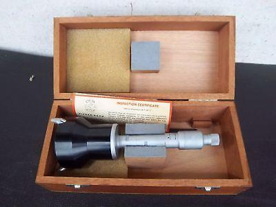 Used Etalon 531b 2.800 To 3.400 Internal Bore Micrometer