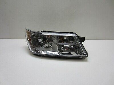 2009-2018 DODGE JOURNEY HEADLIGHT PASSENGER HALOGEN HALO 09-18 OEM