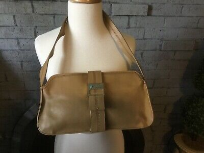 1990's Vintage BEIGE Handbag