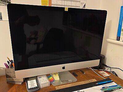 Apple Retina iMac 5K 27-inch 4.0GHz Quad Core i7 32GB AMD R9M390
