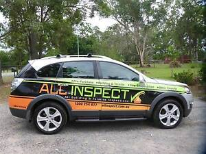 All Building & Termite Inspections  (ALLINSPECT) Park Ridge Logan Area Preview