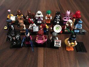 Lego Batman Minifigures - Complete Set (All 20) Beechboro Swan Area Preview