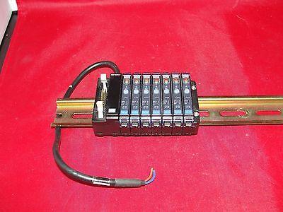 Keyence Fs-r0 Fiber Optic Sensor Amplifier Interface Fs-t0 Sensors Qt 7