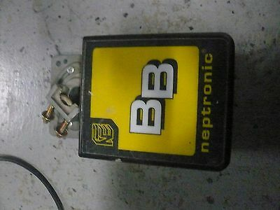 bb neptronic bbm24 Damper Actuator untested as is