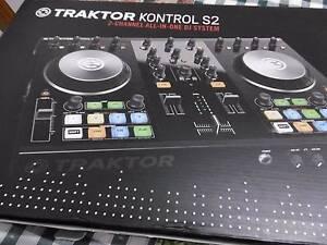 DJ SYSTEM TRAKTOR KONTROL S2 Preston Darebin Area Preview
