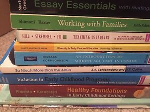 EARLY LEARNING &CHILD CARE TEXTBOOKS