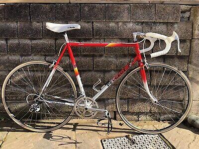 Vintage 1988 Peugeot Aravis 58cm Reynolds 531 Professional Steel Gents Bicycle