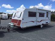 Caravan 2004 18ft Eagleby Logan Area Preview