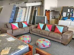 TODAY DELIVERY QUICK SALE MANY SOFA (lounge, couch) FROM $90 Belmont Belmont Area Preview