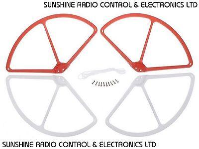 RC Drone DJi Phantom Prop Guard Propeller Rotor Bumpers 1 2 Vision Plus FC40 NEW