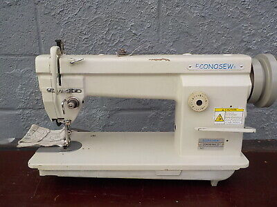 Industrial Sewing Machine Model Econosew 2060e8bld Single Walking Foot- Leather