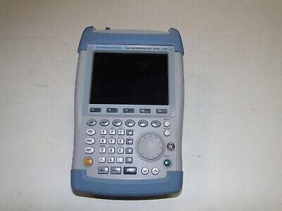 Rohde And Schwarz Fsh6 Handheld Spectrum