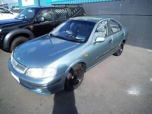2002 Nissan Pulsar Sedan South Burnie Burnie Area Preview