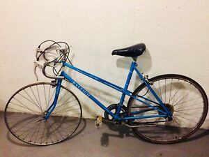 Vintage Raleigh. Great project or a DIY Christmas gift!
