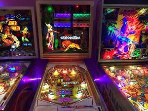 Pinball, machine a boule Cleopatra